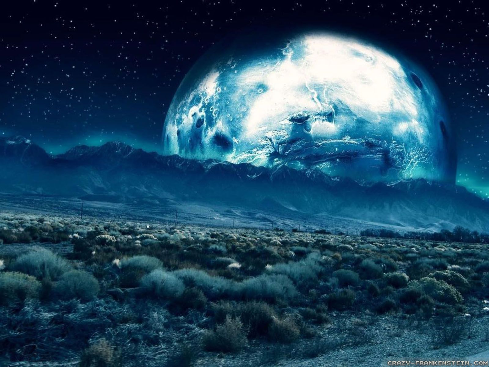 science fiction artwork wallpapers | hd wallpapers | pinterest