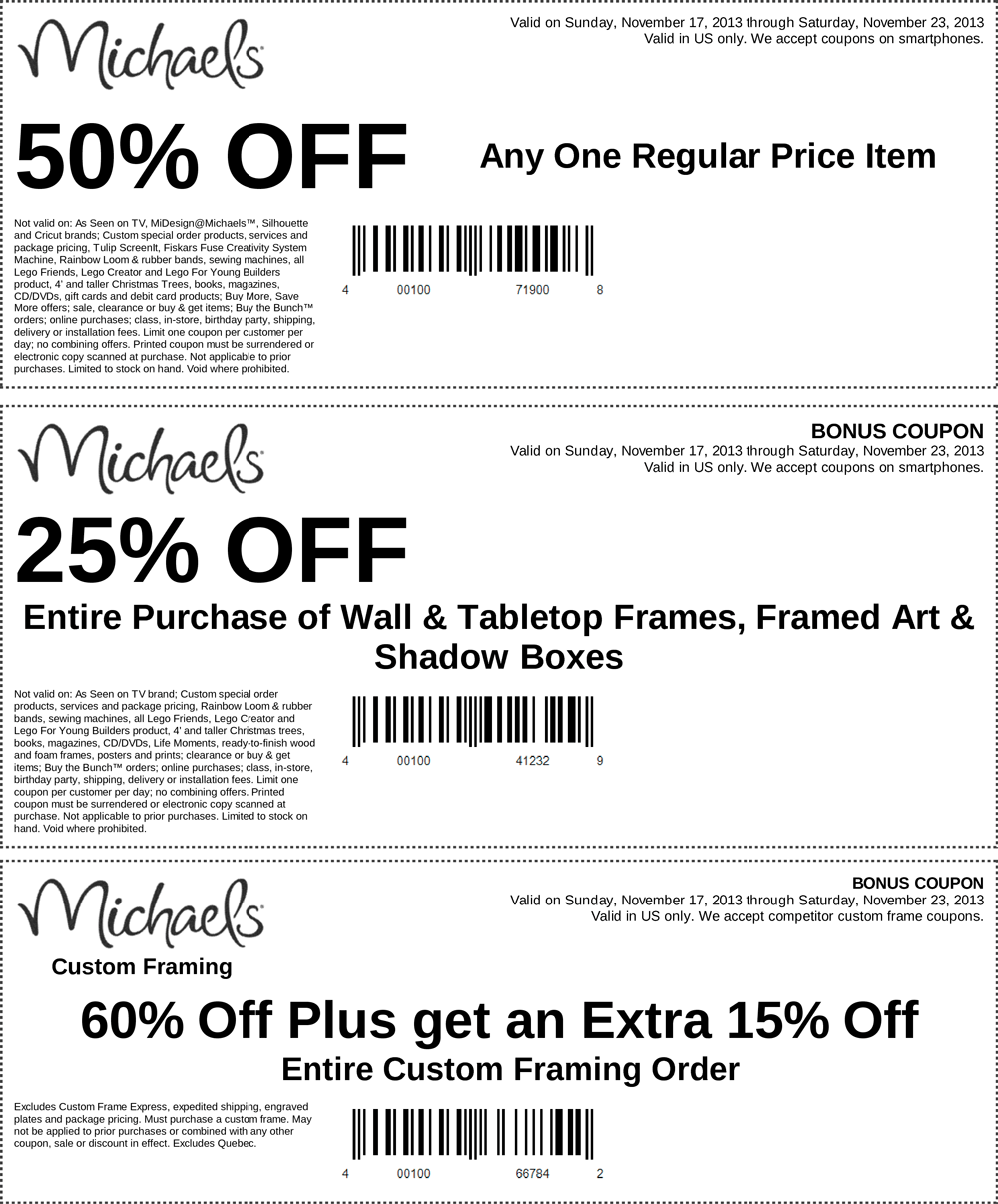 Luxury Michaels Custom Framing Coupons Pictures - Framed Art Ideas ...