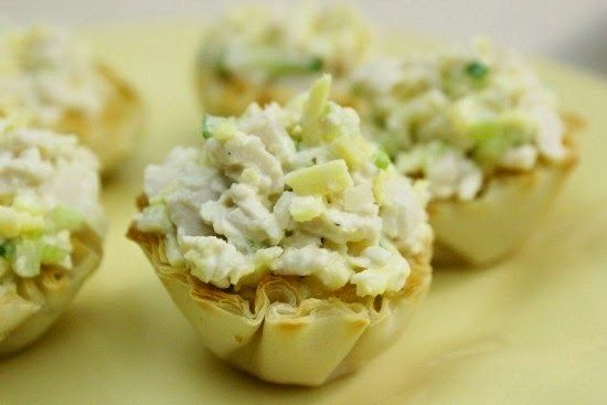 Chicken salad in delicate tartlets recipe food network recipes chicken salad in delicate tartlets recipe food network recipes forumfinder Choice Image