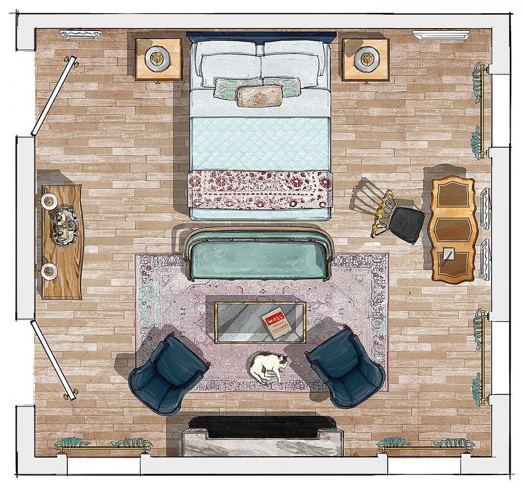 Designing Your Dream Bedroom Just Got Easier Master Bedroom Layout Small Room Design Bedroom Layouts