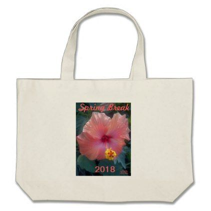 2018 spring break hibiscus tote large tote bag spring gifts 2018 spring break hibiscus tote large tote bag spring gifts beautiful diy spring mightylinksfo