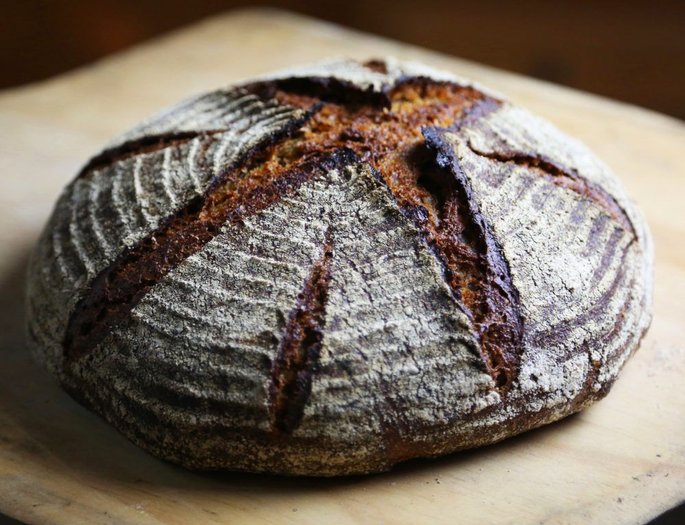 Artisan Sourdough Rye Bread Recipe With Images Rye Bread