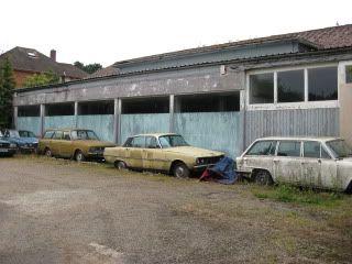 Abandoned Car Dealership Abandoned Buildings Pinterest