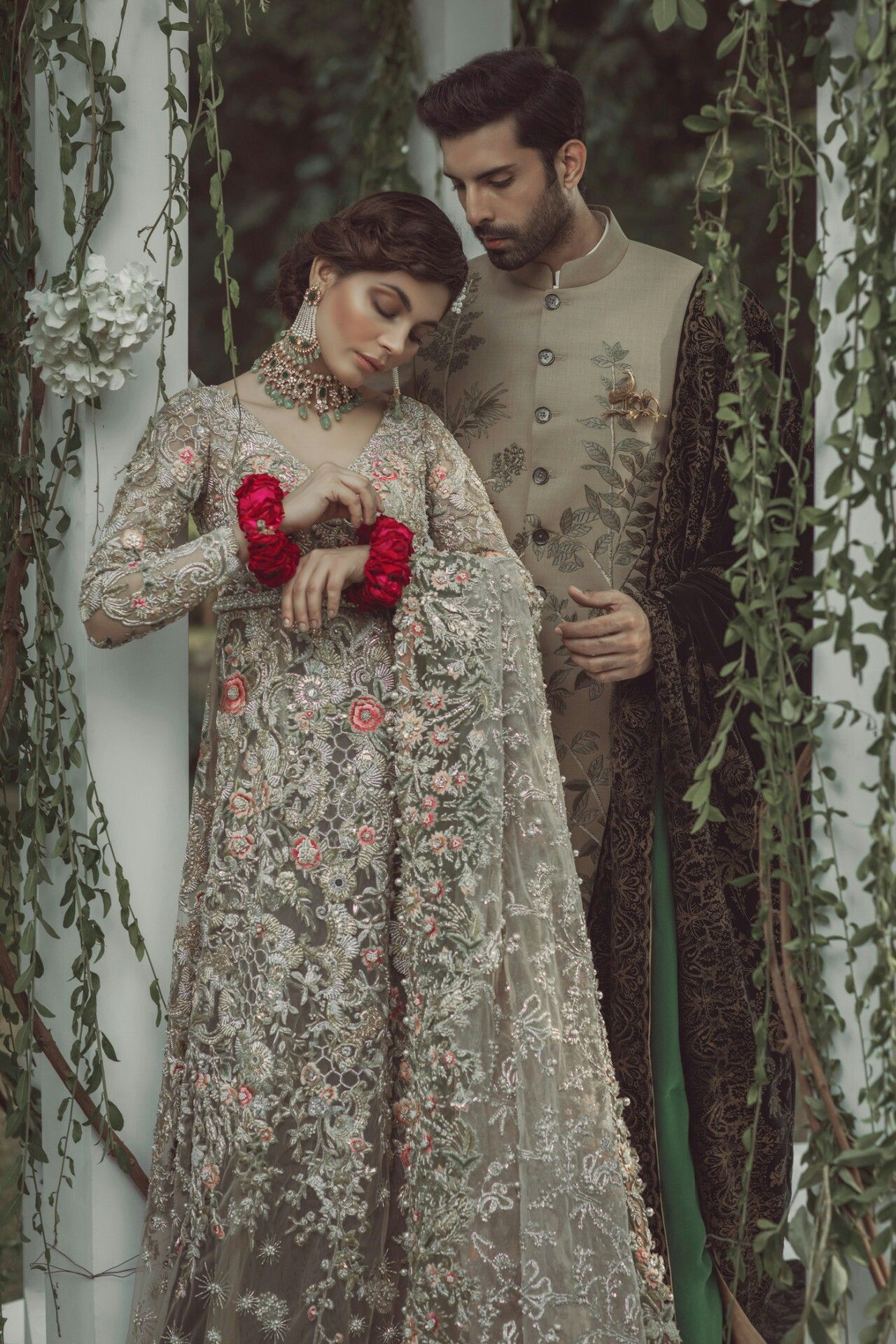 Pin von areejcrafts auf Indian & Pakistani Haute Couture | Pinterest