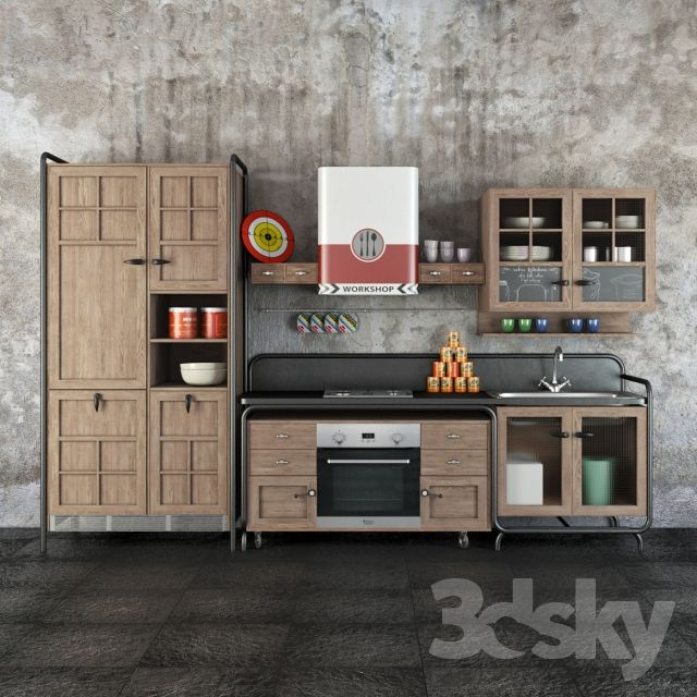 Dialma Brown Workshop kitchen | MAX BLOCKS | Pinterest | Brown ...