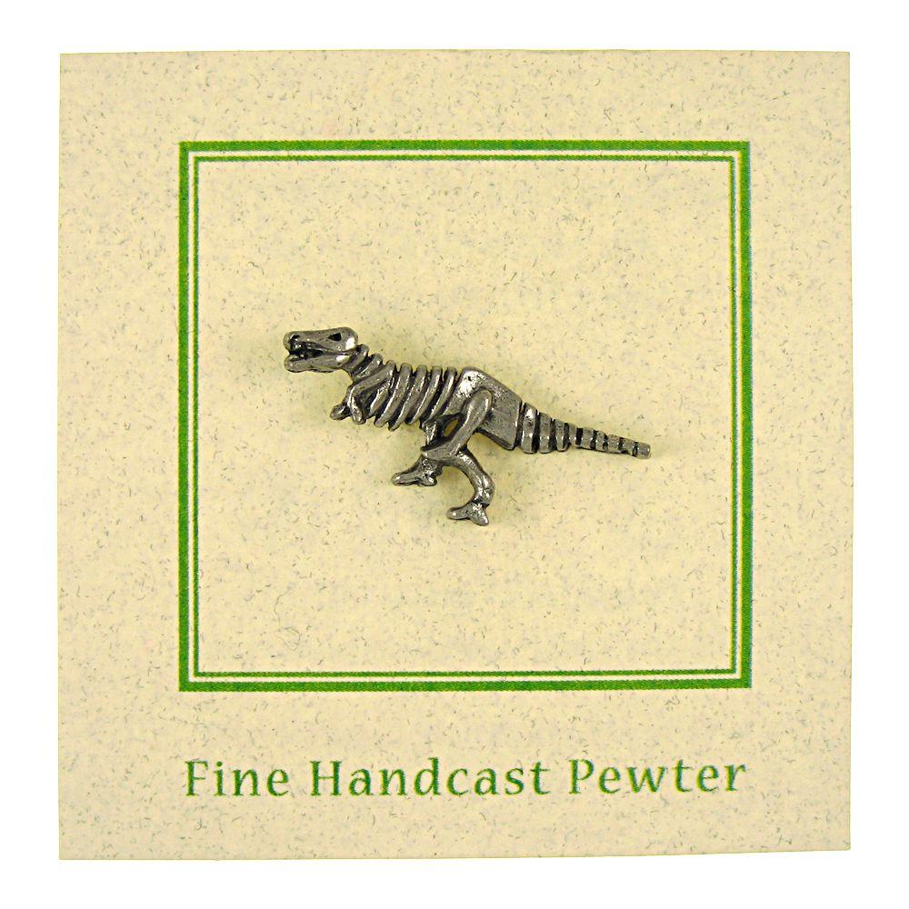 T-Rex Lapel Pin