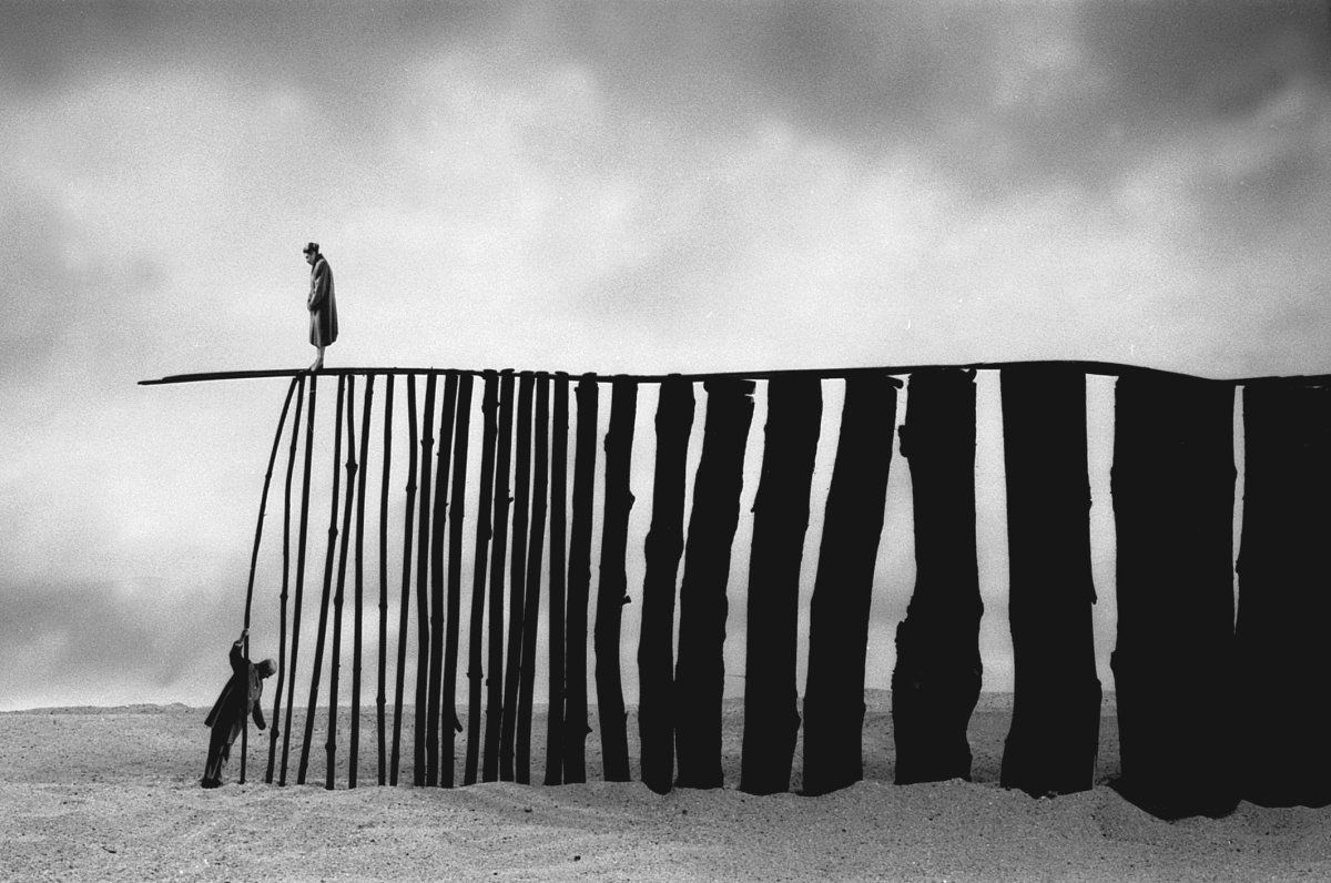 Gilbert Garcin Existential Questions In Photography Surrealism Photography Gilbert Garcin White Photography
