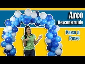 Arco De Baloes 60 Modelos Belissimos Para Inspirar Sua Festa