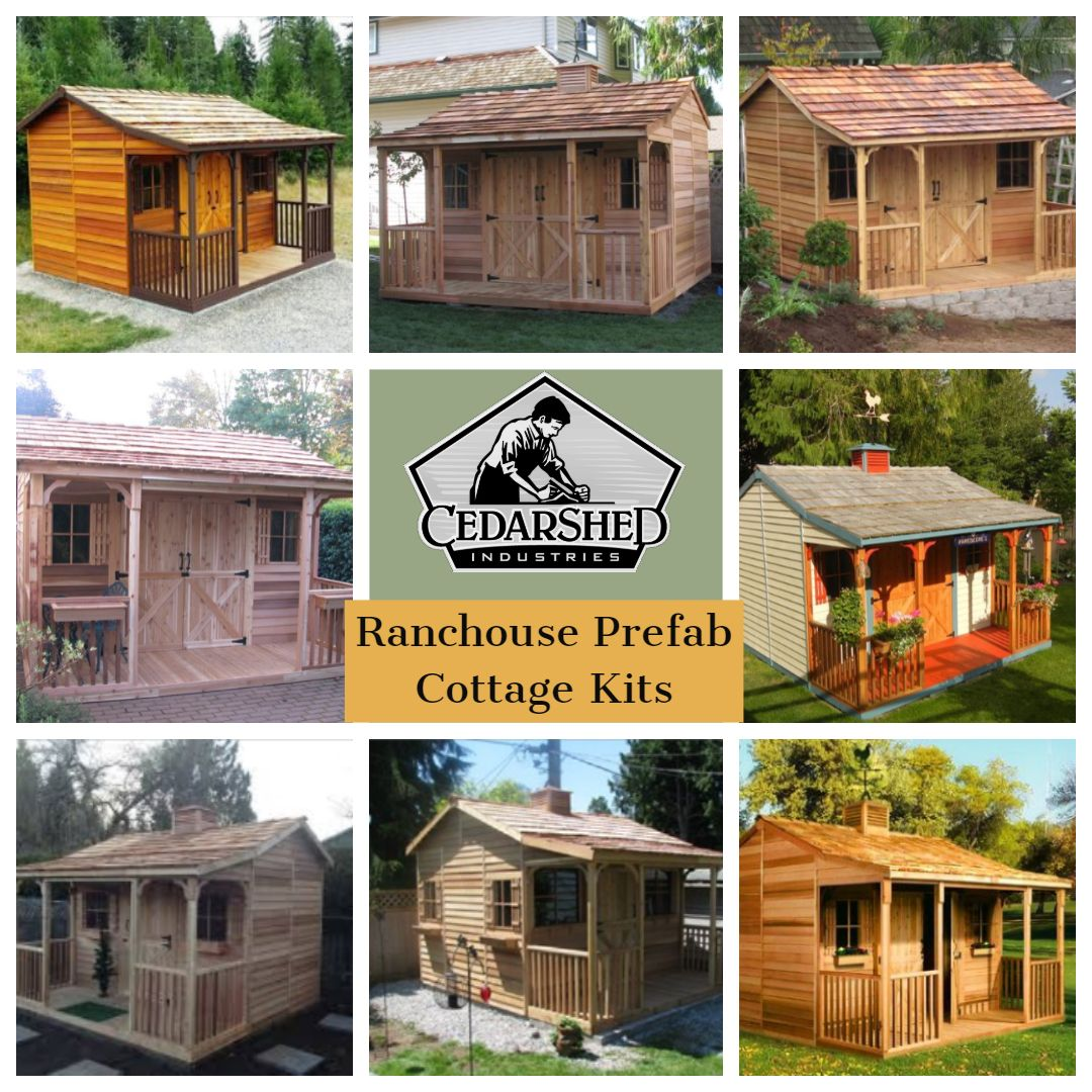 Ranchhouses - Prefab Cottage Kits In 2019