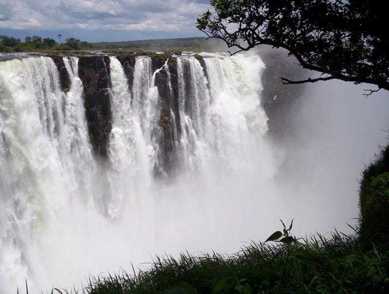 Victoria Waterfalls Zimbabwé