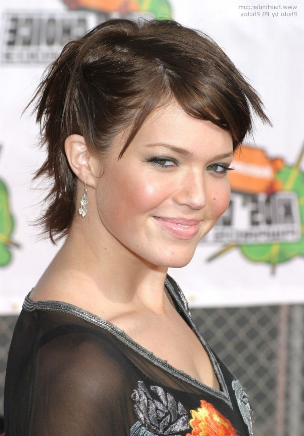 Mandy moore short hairstyles popular short hairstyle growing