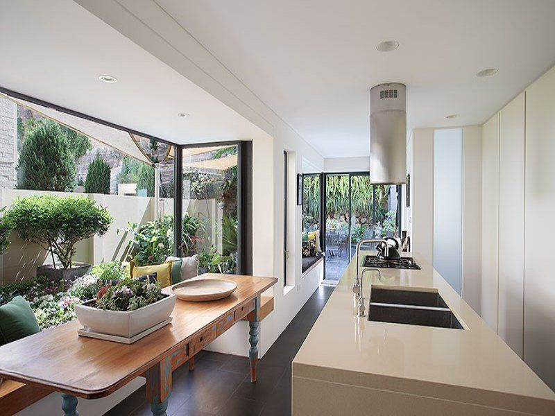 Open Plan Living Thoughts Considerations Modern Kitchen Open