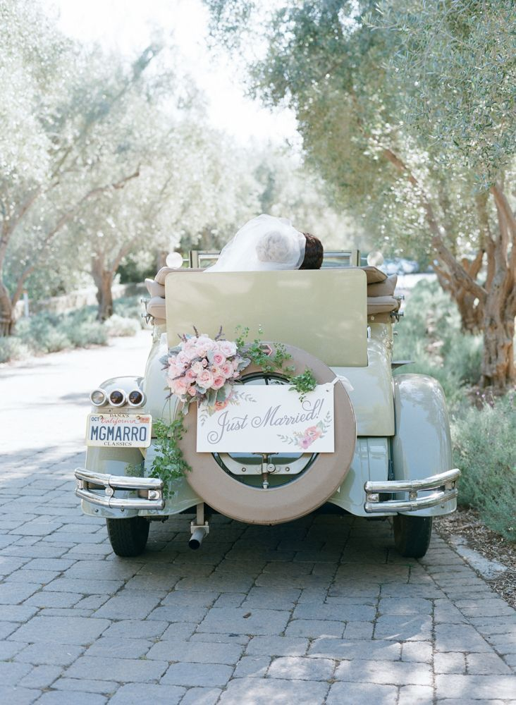 Funny Wedding Car Decoration Ideas Getaway Wedding Car Decorations
