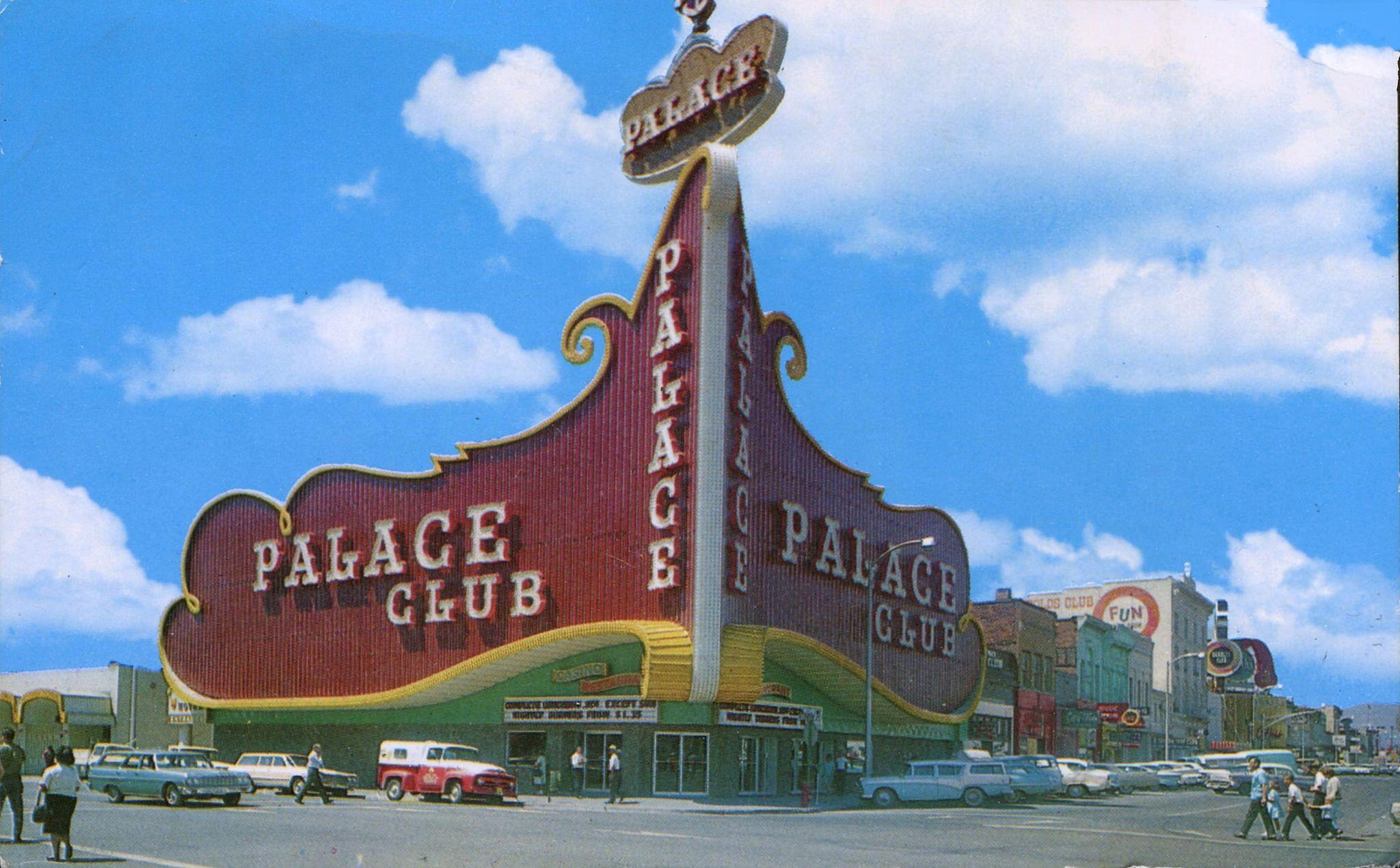 Palace Club Reno Nevada Nevada Reno Nevada Reno Tahoe