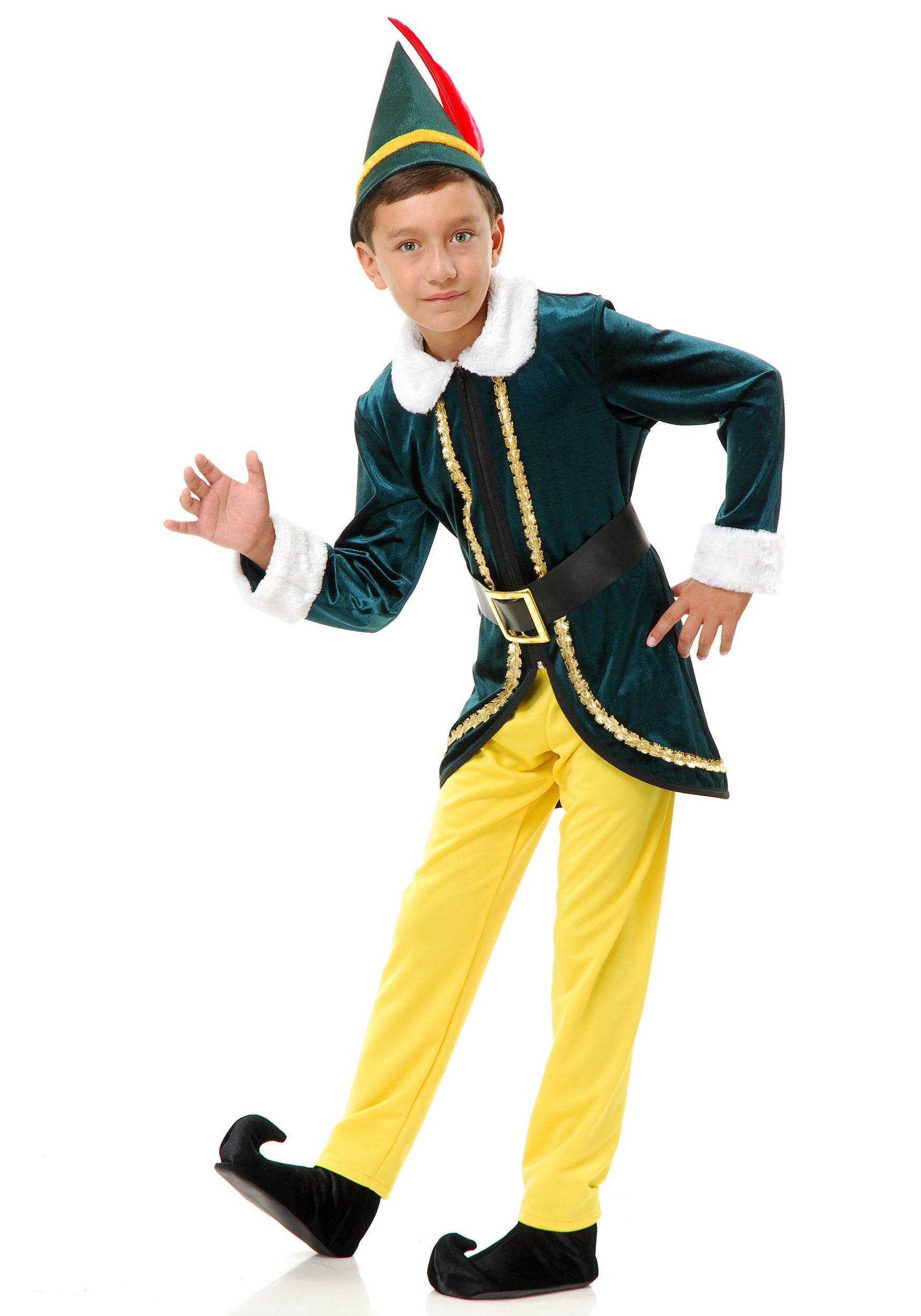 Top Sellers Tween Crayola Gold Crayon Costume - Halloween Costumes Kids Costumes - This Tween Gold Crayola Costume Dress includes the gold and black crayon ...  sc 1 st  Pinterest & Related image | Costume designs | Pinterest | Boys elf costume ...