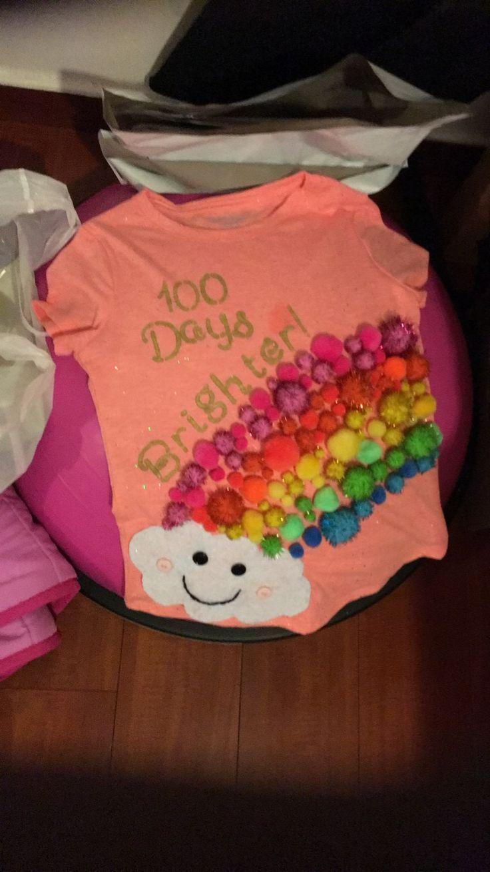 What's New for Girls #100daysofschoolshirt