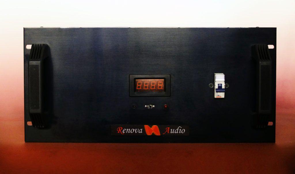 RENOVA AUDIO HI-FI LINE CONDITIONER
