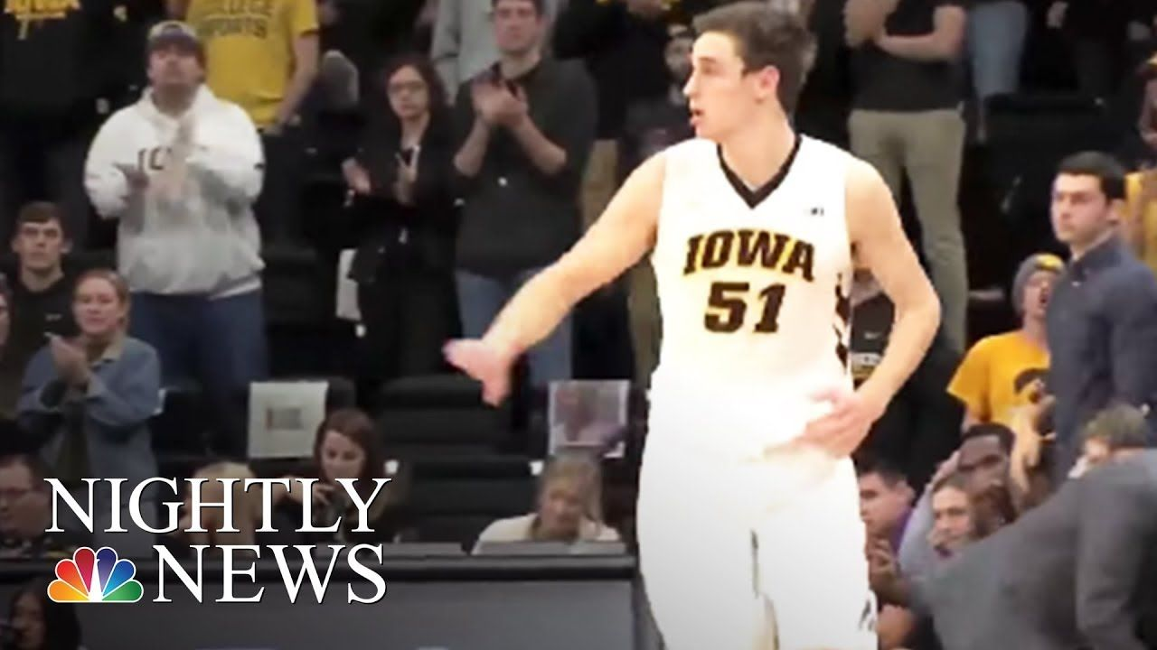 Iowa Basketball Player Misses Free Throw To Honor Late Hawkeye