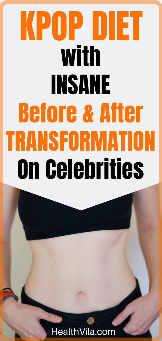 Want K-Pop Weight Loss Motivation Ideas? Watch These 9 Inspiring