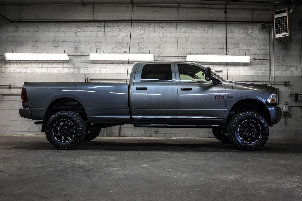 2010 Dodge Ram 2500 4x4 lifted truck For Sale Northwest