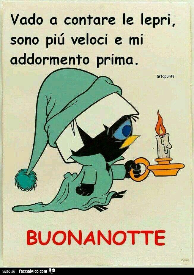 Vaccate Facciabucocom Obiecte Grafice Good Night Good Night
