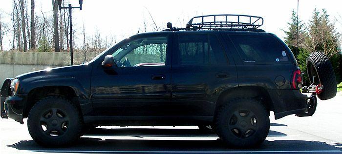 Expedition Trailblazer Project Expedition Portal With Images Chevy Trailblazer Trailblazer Chevrolet Trailblazer