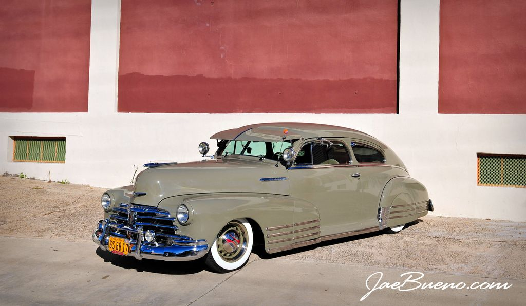 2011 1948 Chevy Fleetline For Sale Orange County California
