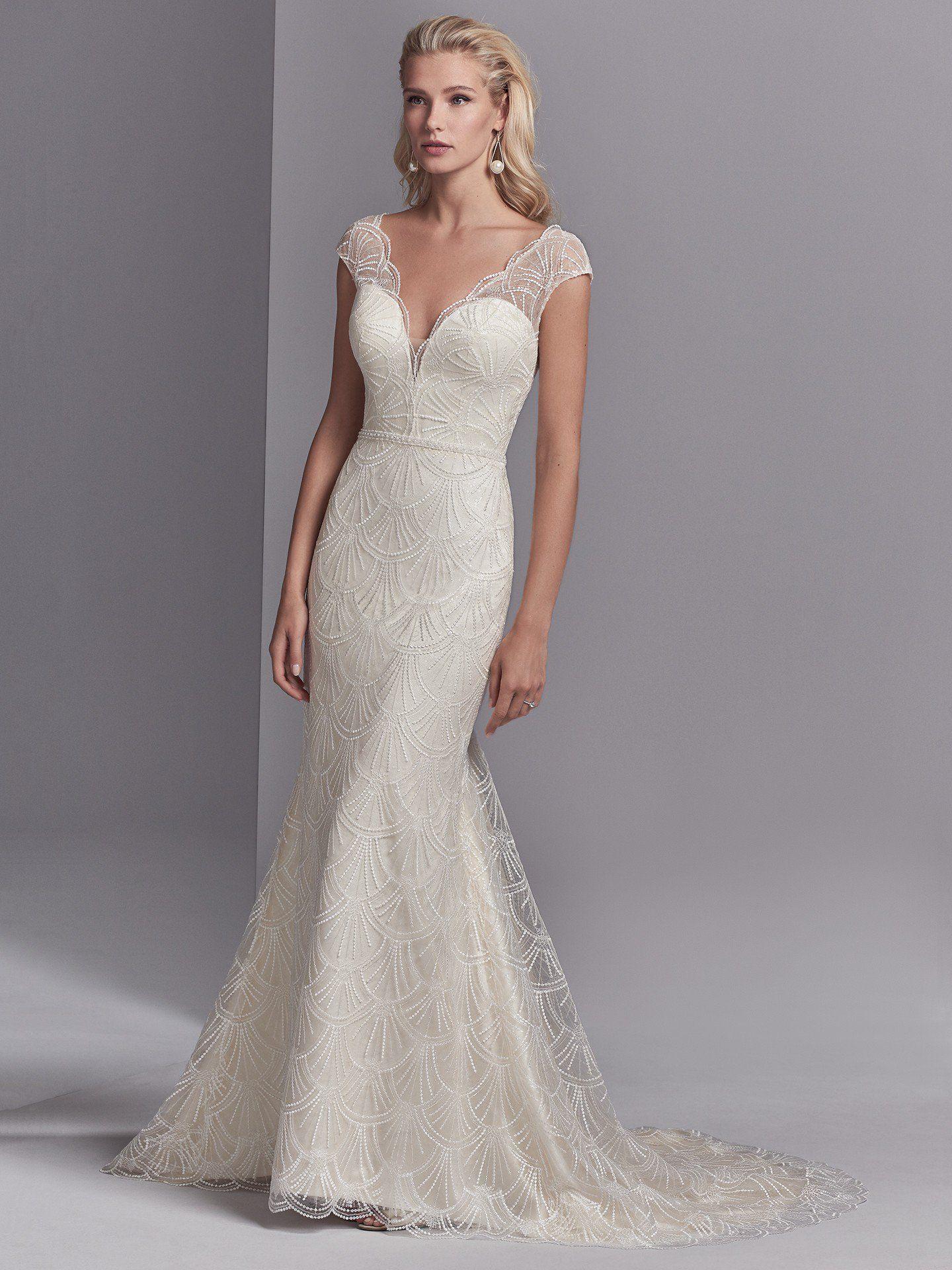 Pearl belt for wedding dress  Maggie Sottero Wedding Dresses  Wedding dress Gowns and Wedding