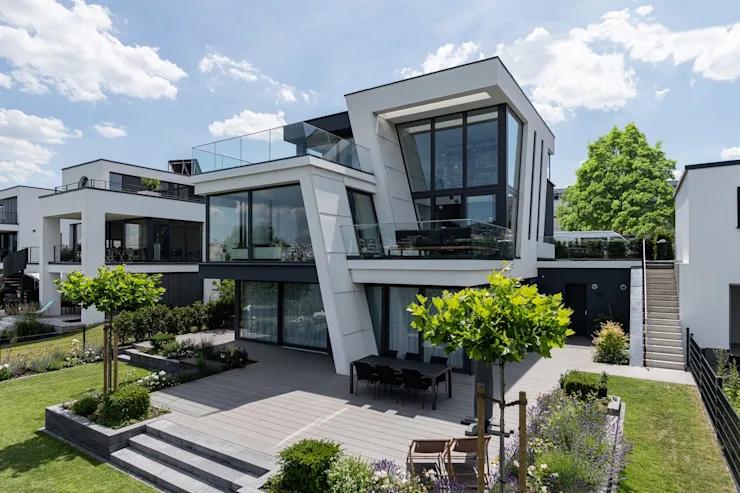 Außergwöhnliche Villa am Phönixsee von Avantecture GmbH