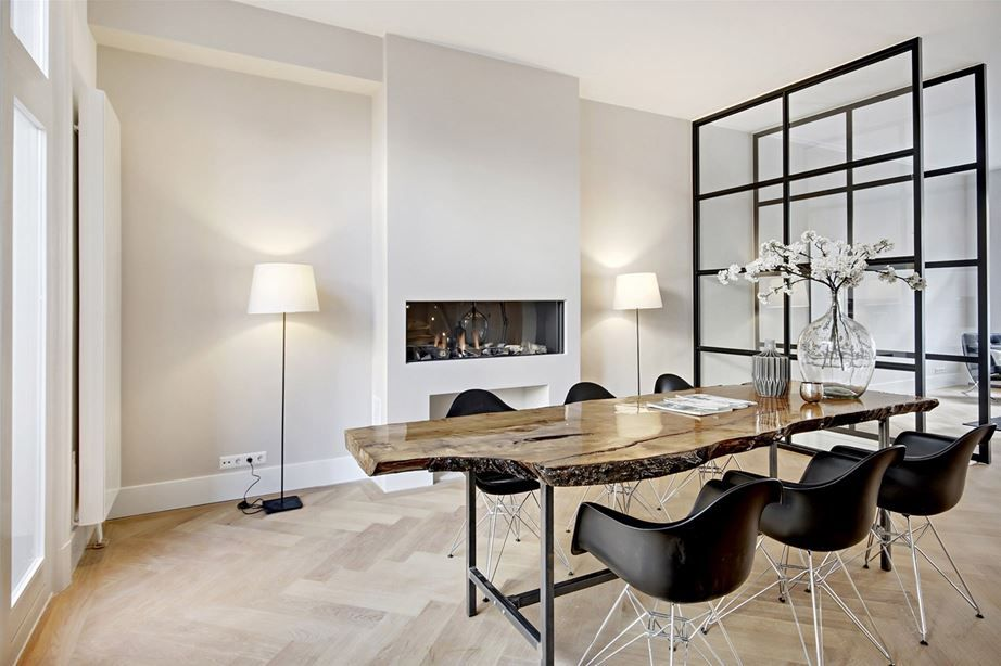 Moderne klassieke woonkamer | HOMEASE | woonkamer | Pinterest | Doors