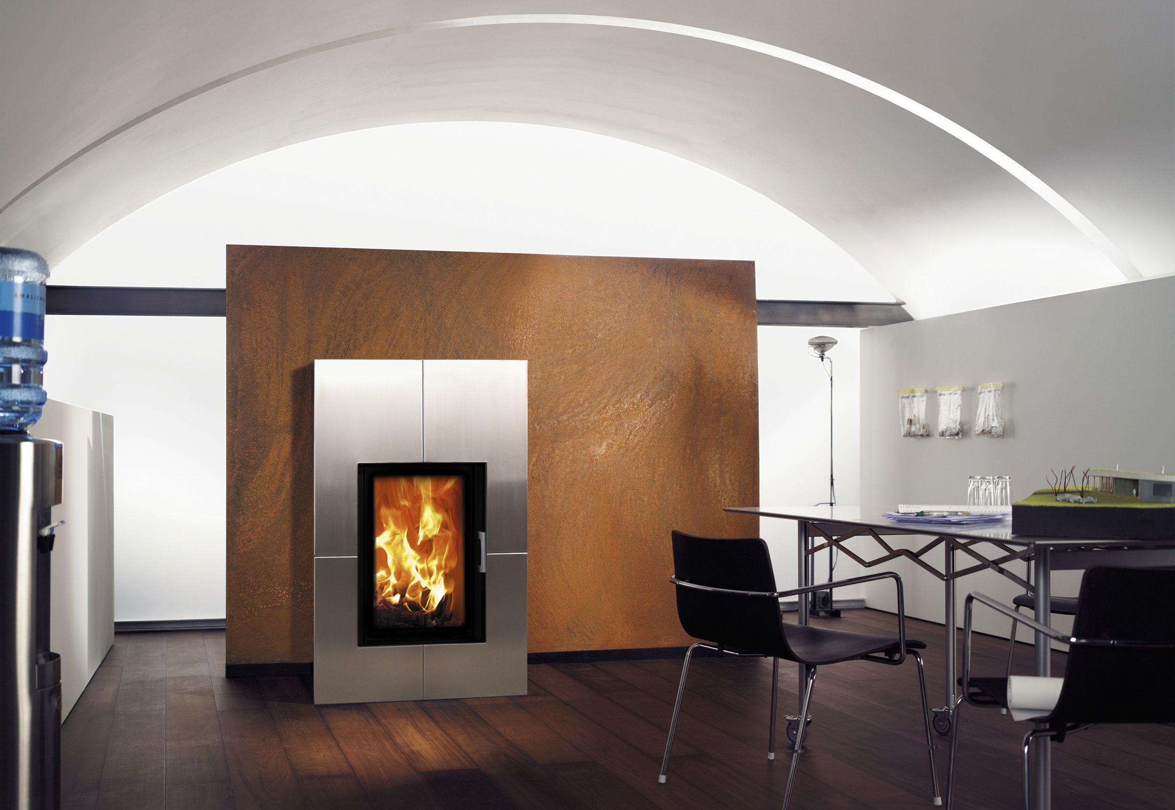 Modernes Wohnen, modernes Kamin Design. Wir unterstützen Euch bei ...