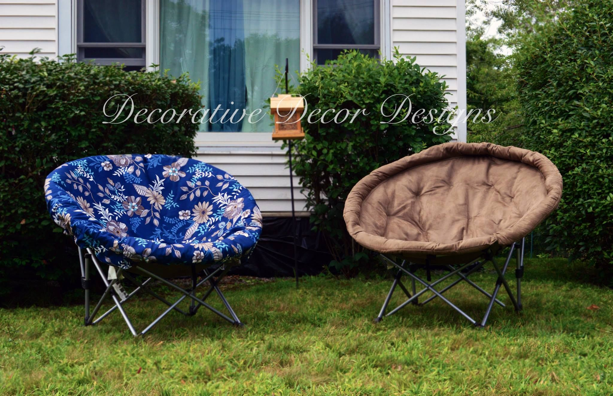 Incredible Before And After Circle Chair Cover Photo Credit Lamtechconsult Wood Chair Design Ideas Lamtechconsultcom
