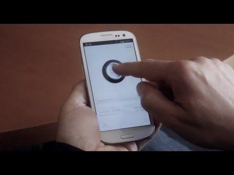 Audi : Start / Stop mobile app.