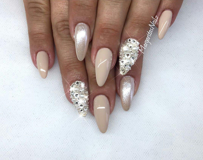 Pin by Kiane Deans on Nail Heaven   Pinterest   Neutral nails