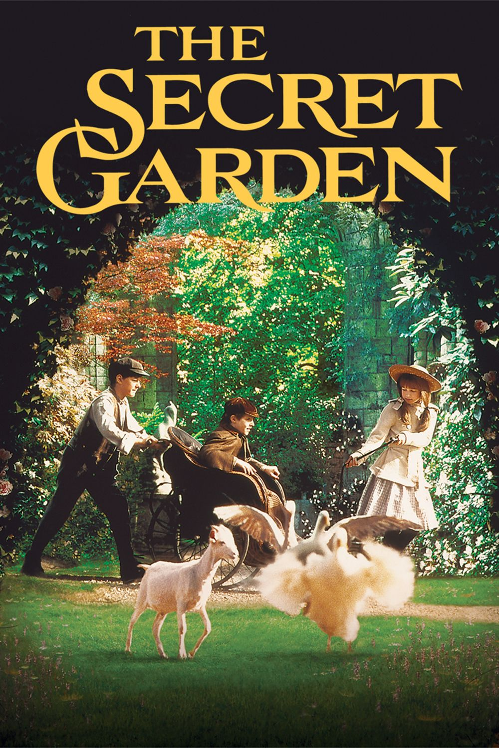 Secret Garden: Best 25+ The Secret Garden 1993 Ideas On Pinterest