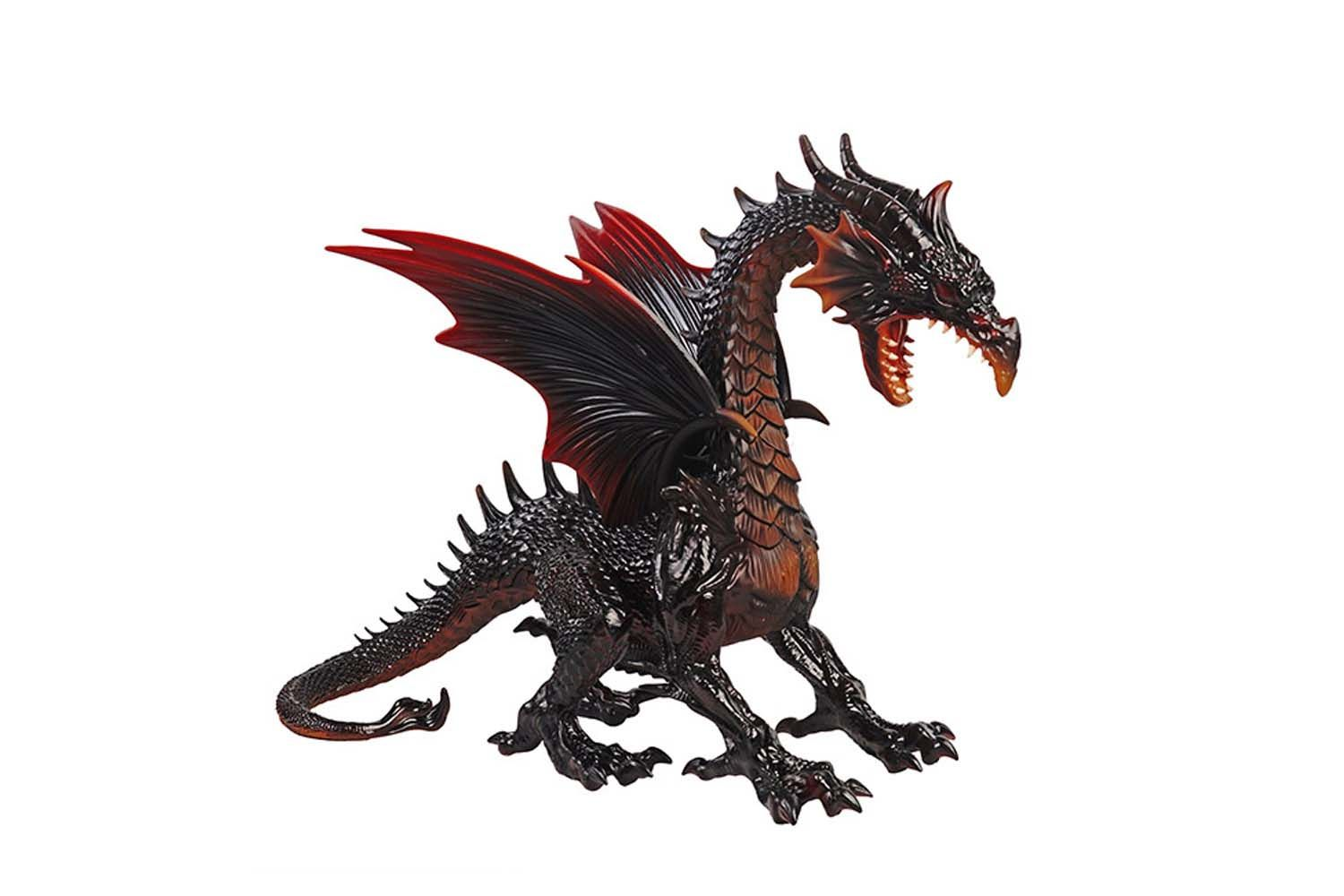 Halloween dragons for homes of every size fire dragon