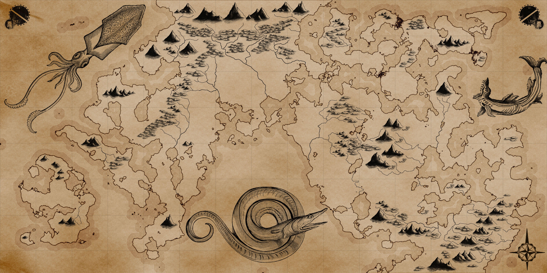 Tattoo Treasure Island