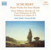 Schubert: Piano Works for Four Hands, Vol. 2 [CD]