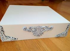 DIY Cake Stand Wedding Diy Ivory Reception White Photo 21