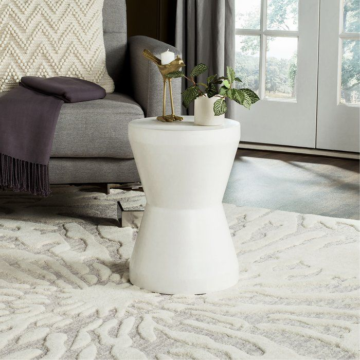 Best Durwood End Table End Tables Accent Table Trent Austin 400 x 300
