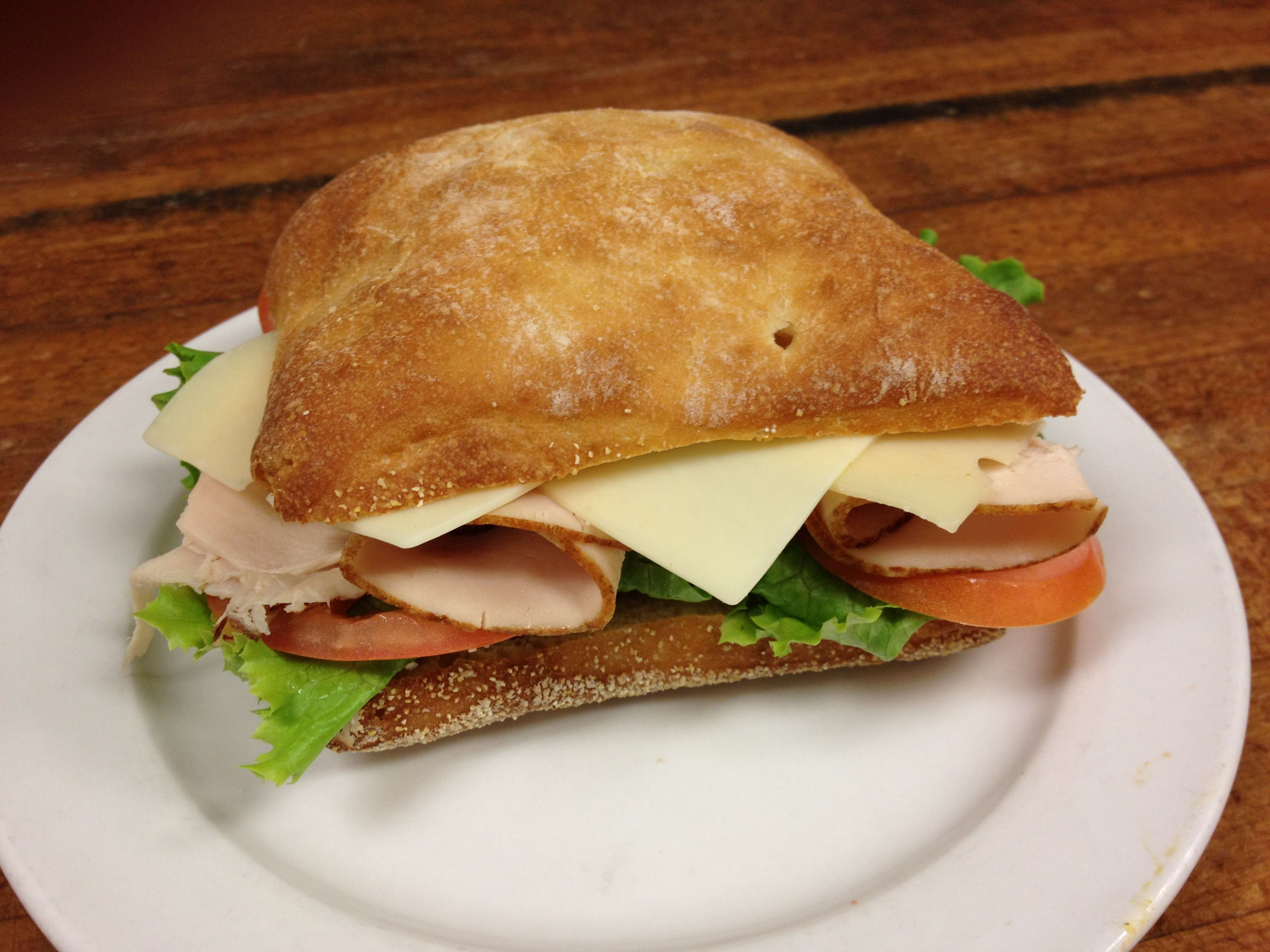 and swiss breast package Turkey cheese