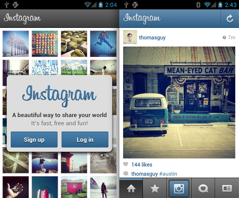instagram 2012 Google Search Instagram apps, Instagram