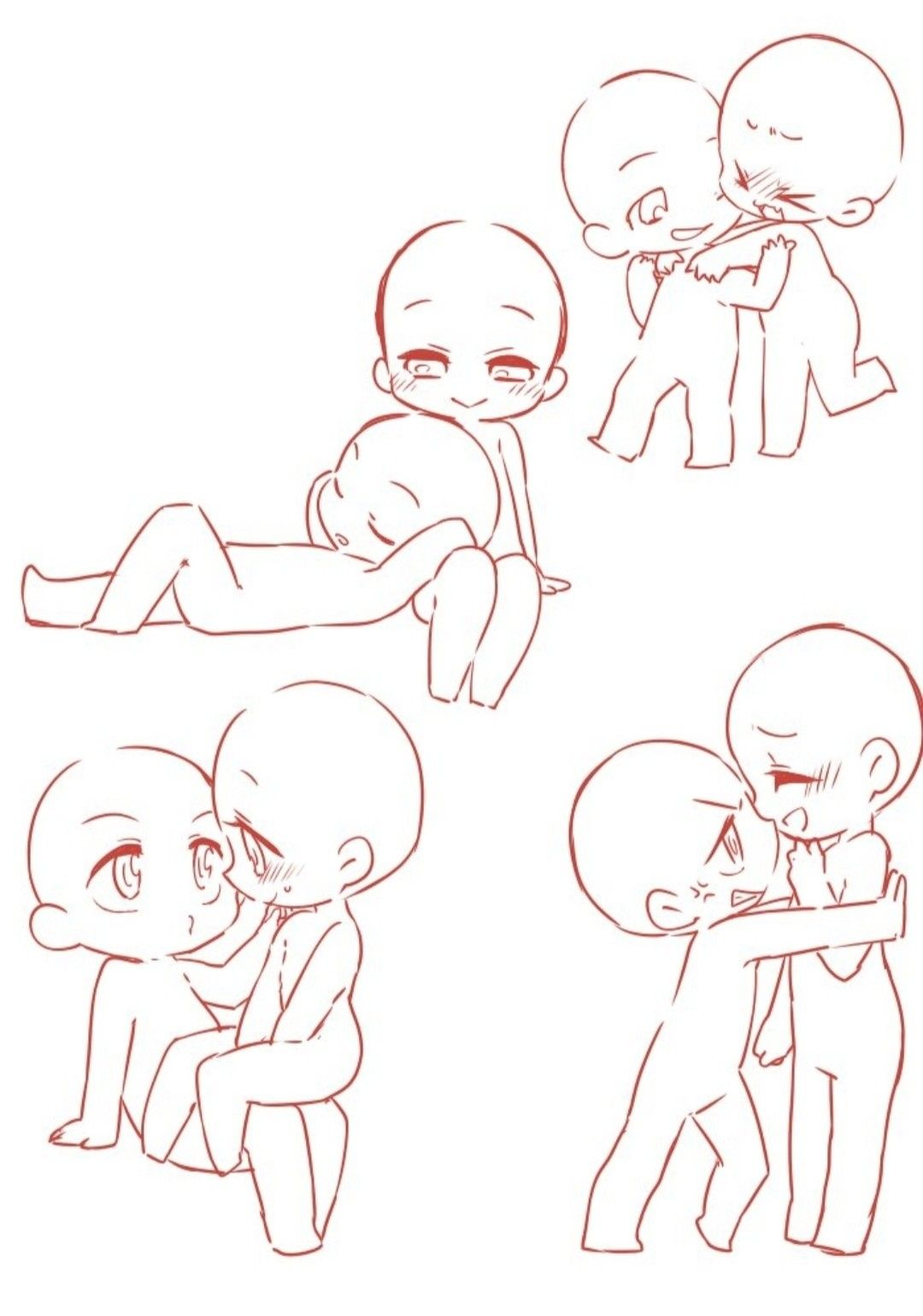 Pin by Alexia valeska on позы in 2020 Anime poses
