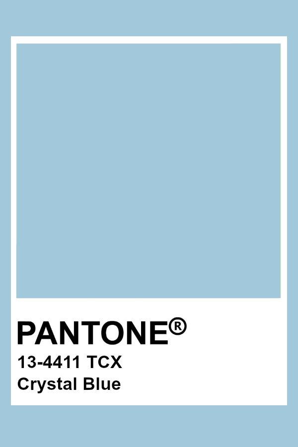 bce98807613 Pantone Crystal Blue Lavender Blue