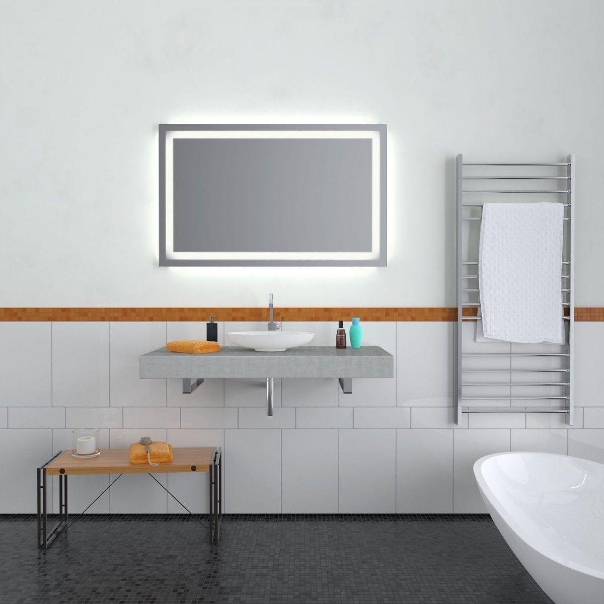 Http Www Trenvay Com Ledli Banyo Aynasi Pmu274 Badezimmerspiegel Lampe Badezimmer Badezimmer 80er