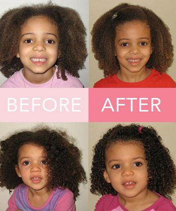 Curly Hairstyle For Toddler : 7 natural curly kid products that you will feel great about using