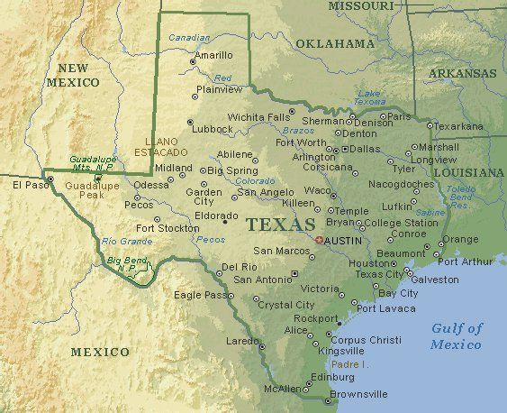 Map Of Texas During The Alamo.Map Of Texas Show Alamo The Alamo And The Gold Rush Map Gold