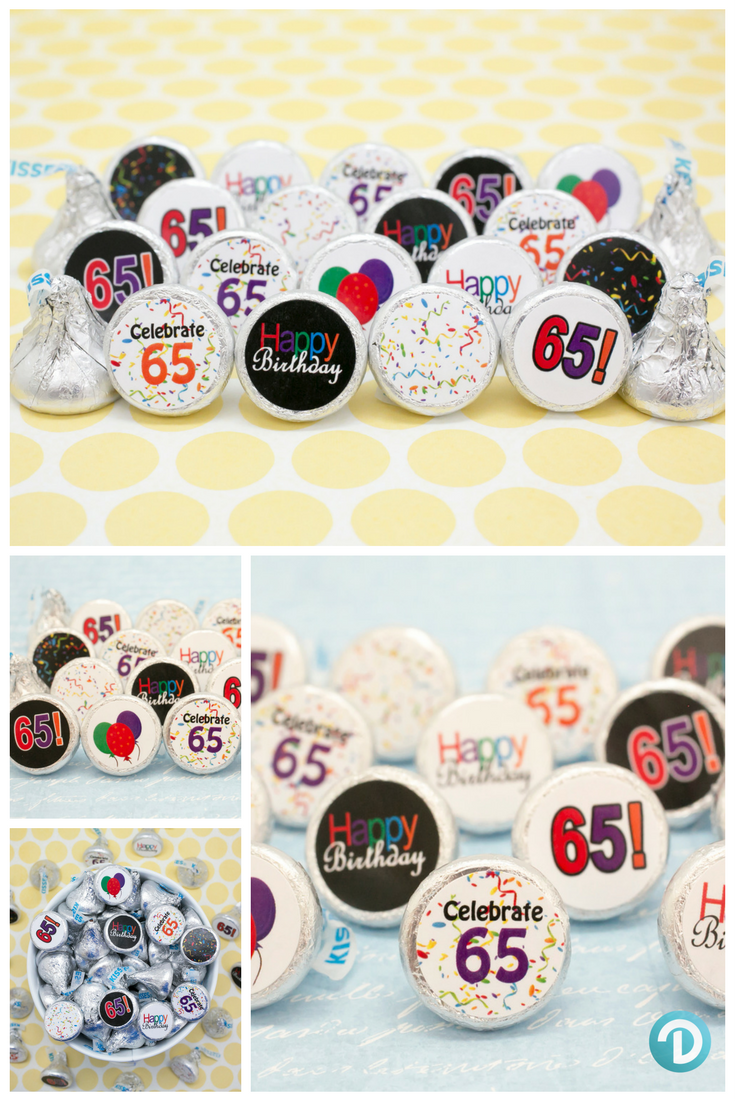 Download 65th birthday card turning 65 happy 65th birthday friend - Turning 65 Throwing A 65th Birthday Celebration These 65th Birthday Party Stickers Can Help