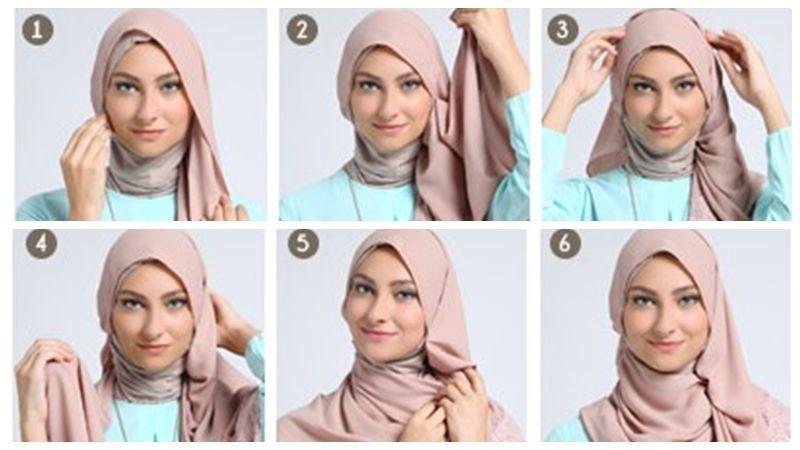 Tutorial Hijab Paris Untuk Lamaran Hijab Tutorial Hijab Pashmina Hijab Tutorial