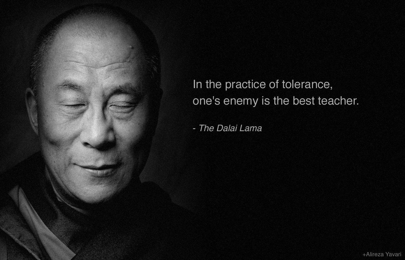 Dalai Lama Famous Sayings